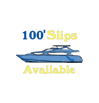 100 foot slips available